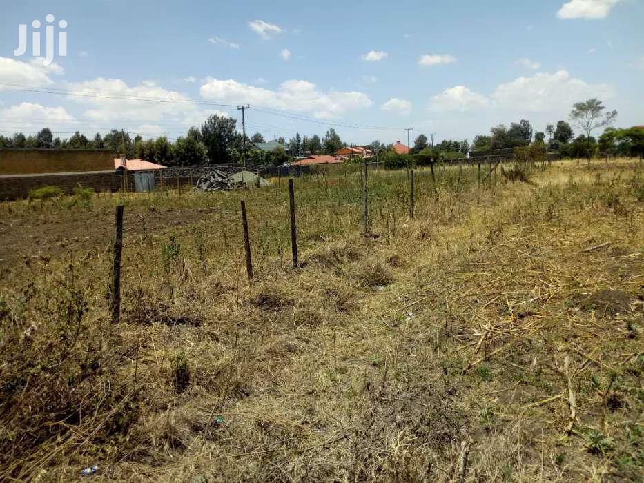 Plot For Sale In Kiamunyi Nakuru