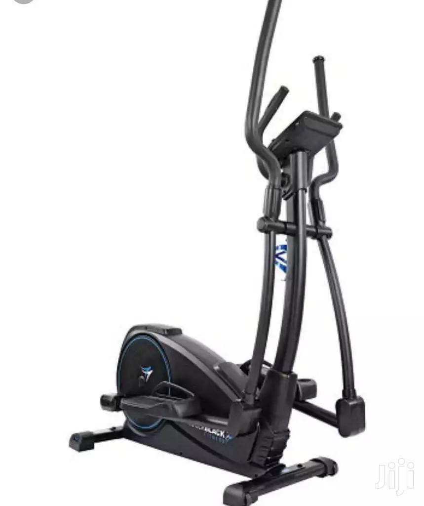 Magnetic Elliptical Cross Trainers