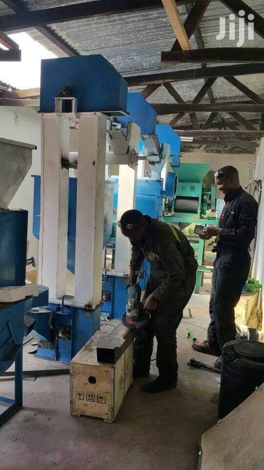 Milling Machine Grade 1 Pure Sievtd