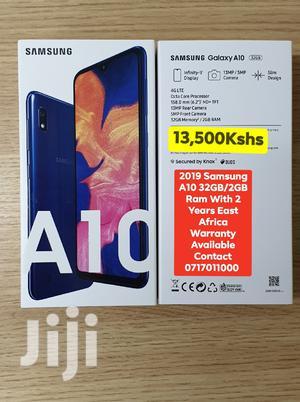 New Samsung Galaxy A10 32 GB Black   Mobile Phones for sale in Mombasa, Mvita