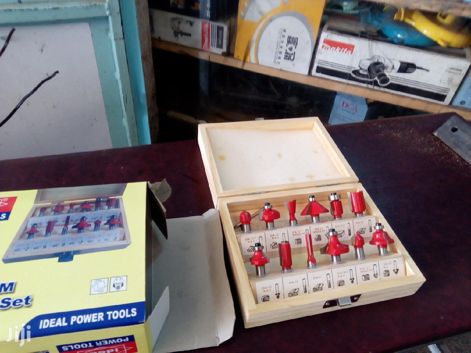 Ideal Router Bits | Hand Tools for sale in Ziwani/Kariokor, Nairobi, Kenya