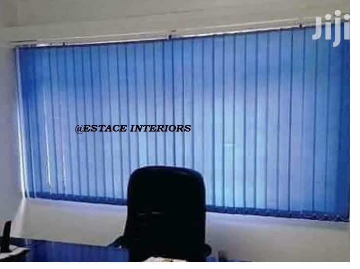 Archive: Office Blinds / Curtains