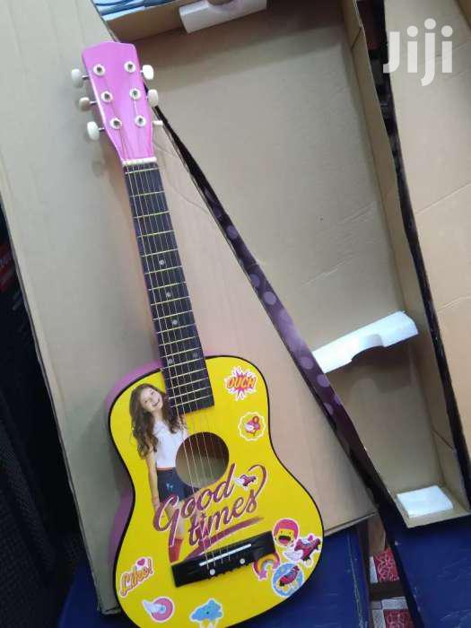 Student Guitar & Bag