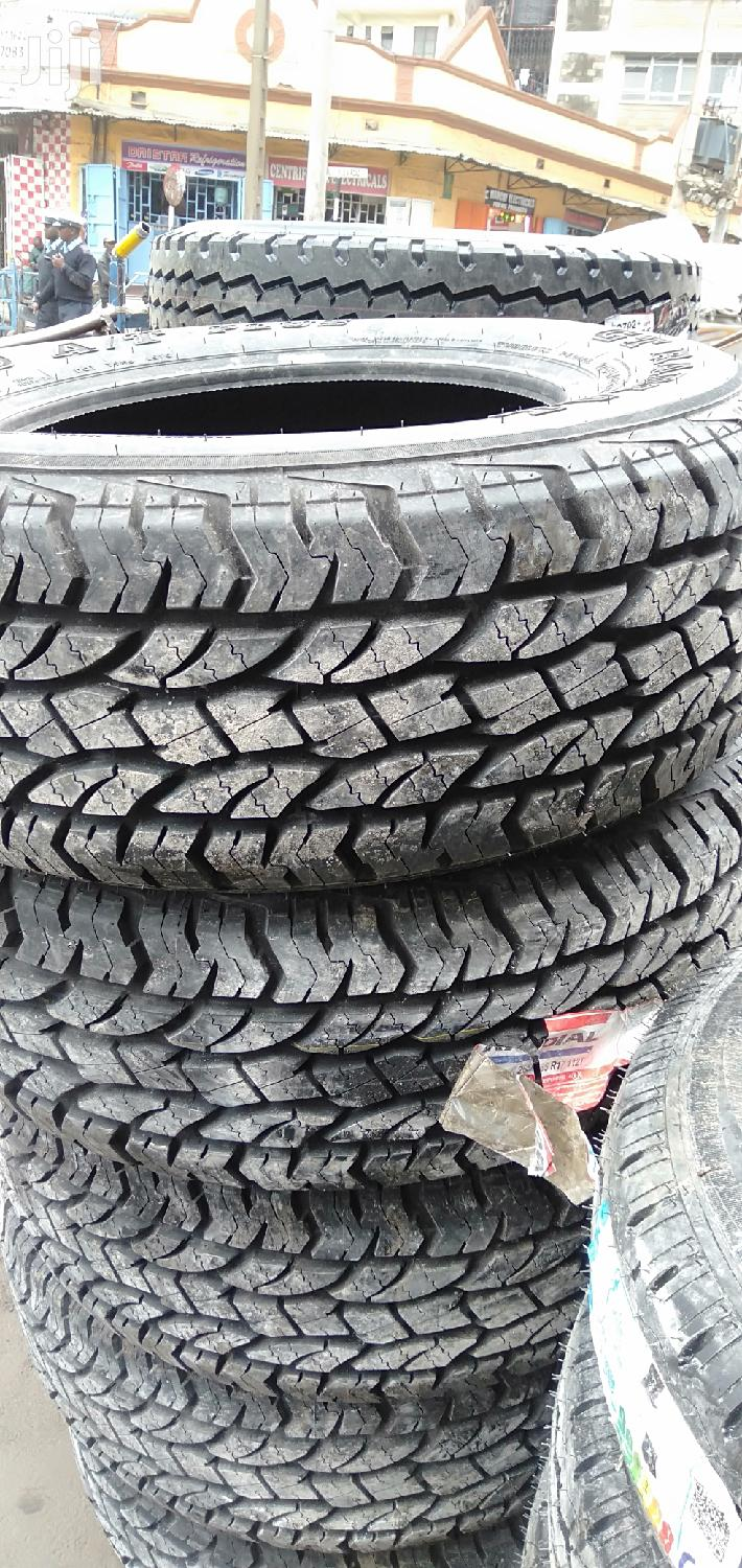 265/65/17 Savero AT Tyres Is Made In China