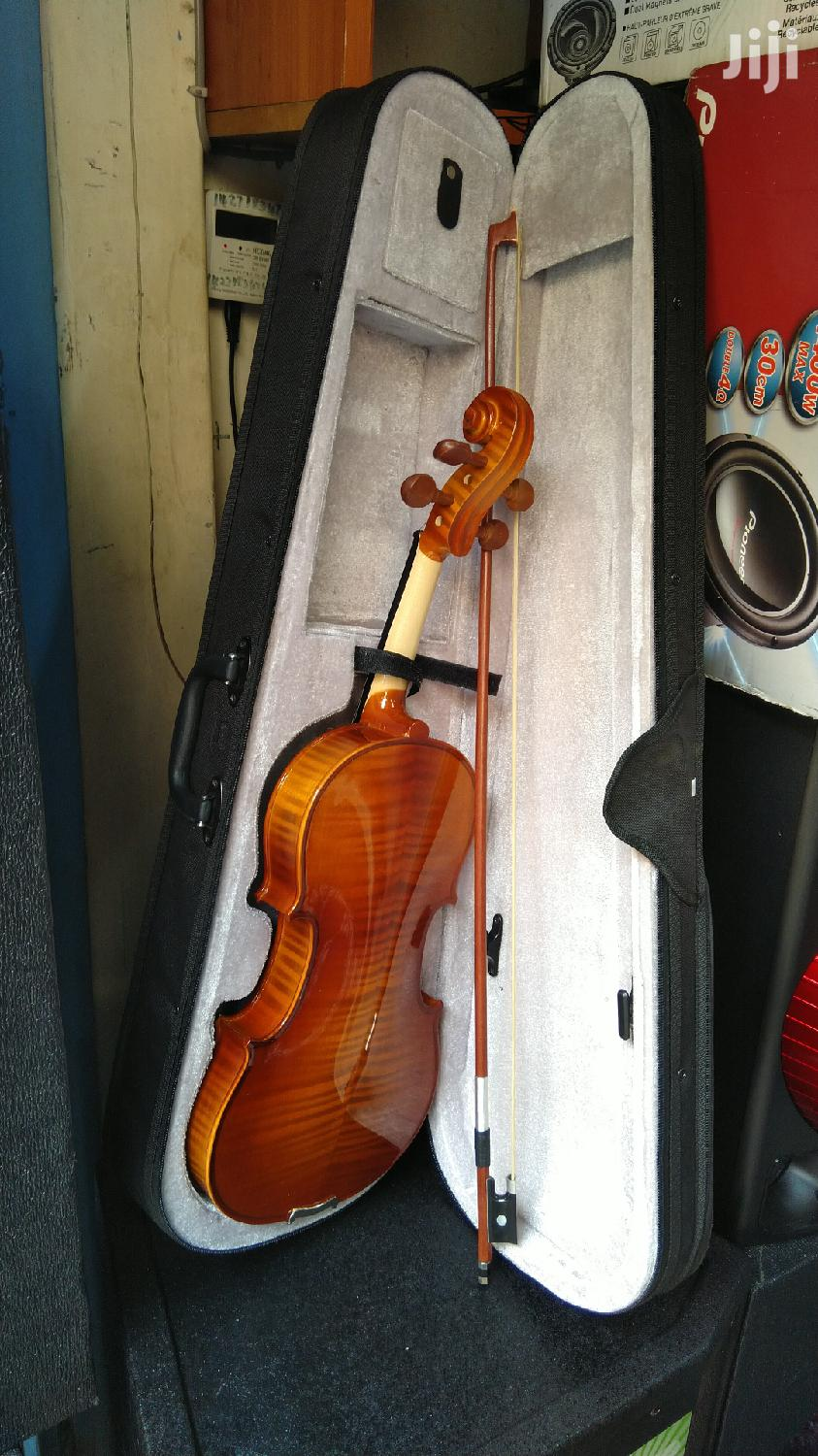 USA 4/4 Maple Leaf Violin