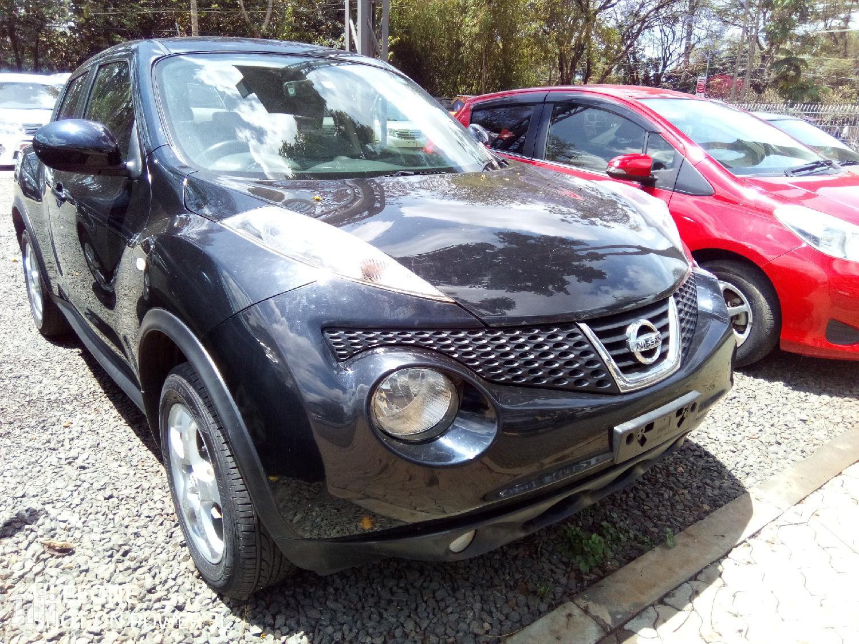 Nissan Juke SL 2012 Gray   Cars for sale in Nairobi Central, Nairobi, Kenya