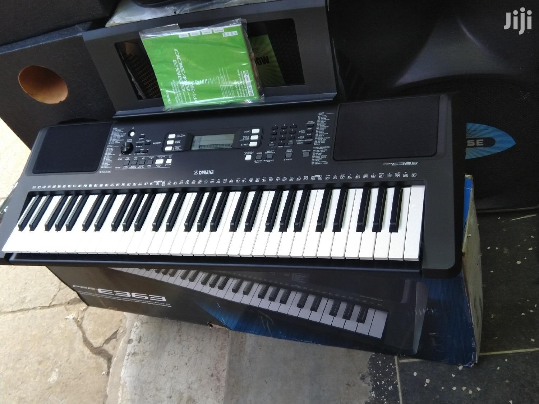 Yamaha Keyboard Psr363 Model