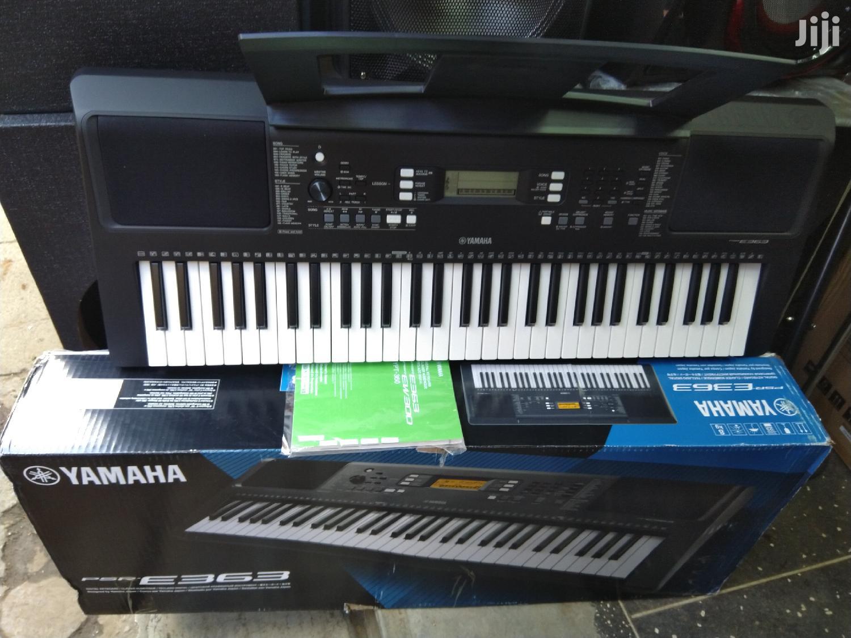 Yamaha Keyboard Psr363 Model | Musical Instruments & Gear for sale in Nairobi Central, Nairobi, Kenya