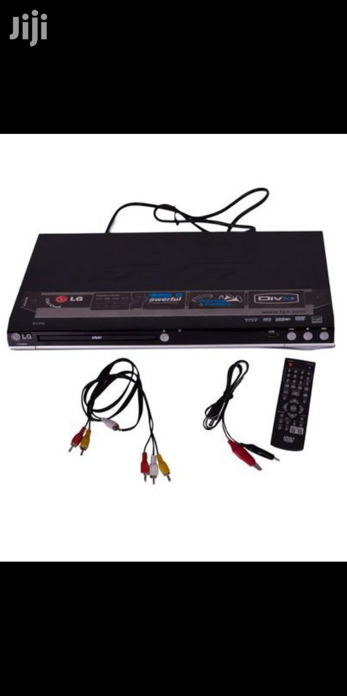 Original LG DVD/CD Player With USB Port
