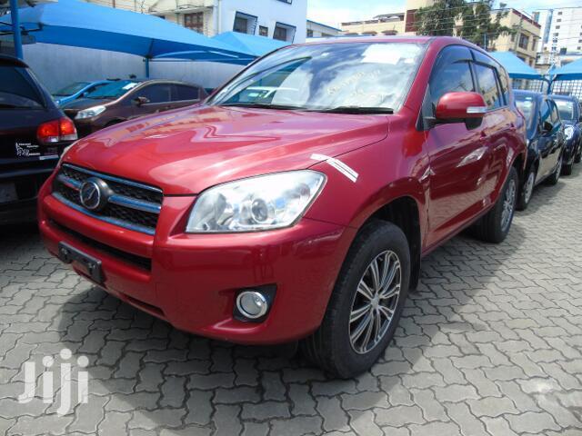 Toyota RAV4 2012 Red | Cars for sale in Mvita, Mombasa, Kenya