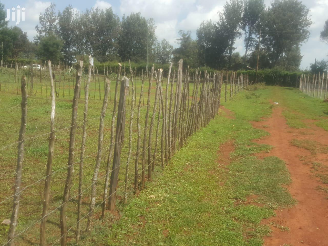 Affordable 1/4 Plot for Sale in Chepkanga Eldoret