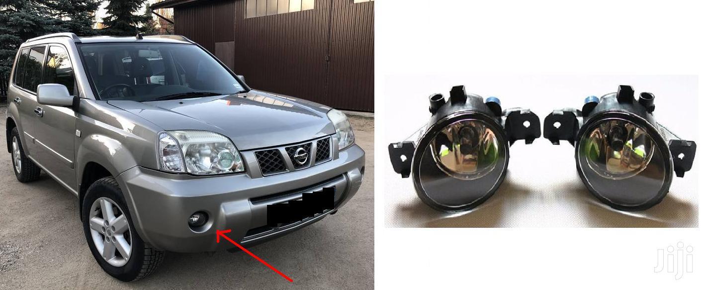 T30: Nissan Xtrail: Fog Lamp Set