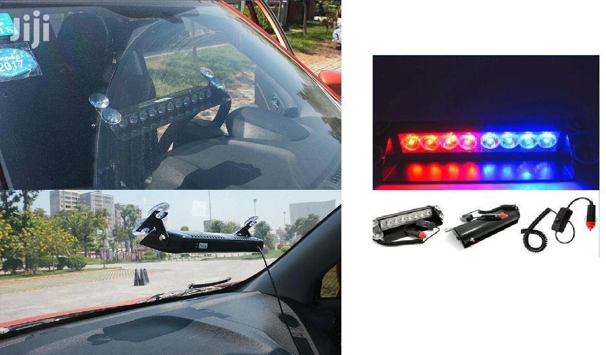 Archive: LED Windscreen Warning Strobe Light For Toyota Nissan Subaru Mazda Vw