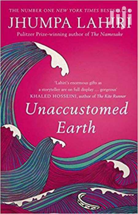 Unaccustomed Earth -jhumpa Lahiri