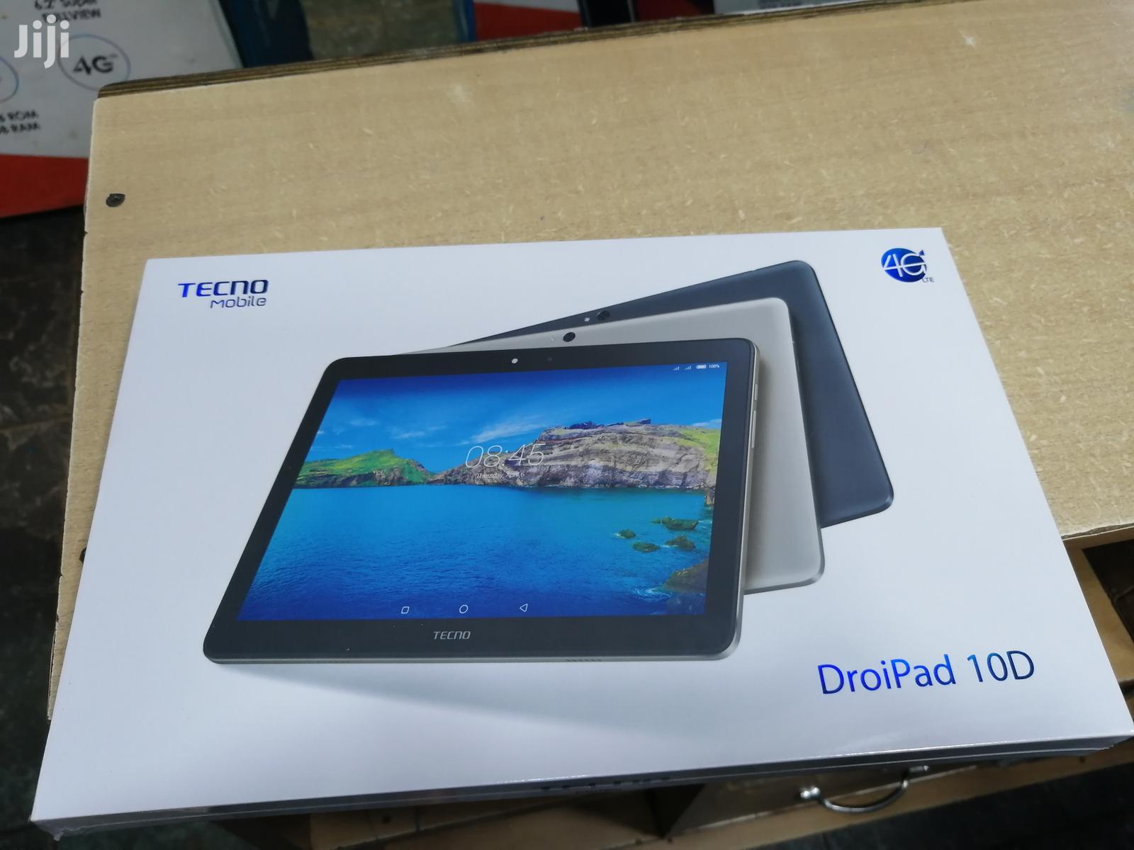 Archive: New Tecno DroidPad 10 Pro II 16 GB Gray