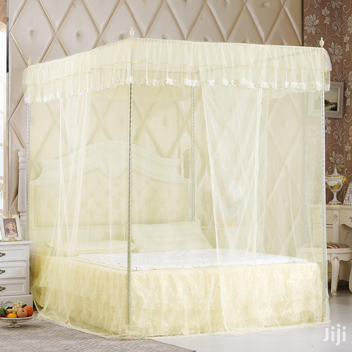Four Corner Post Bed Canopy Mosquito Net - Single, Double, King Size | Home Accessories for sale in Nairobi Central, Nairobi, Kenya