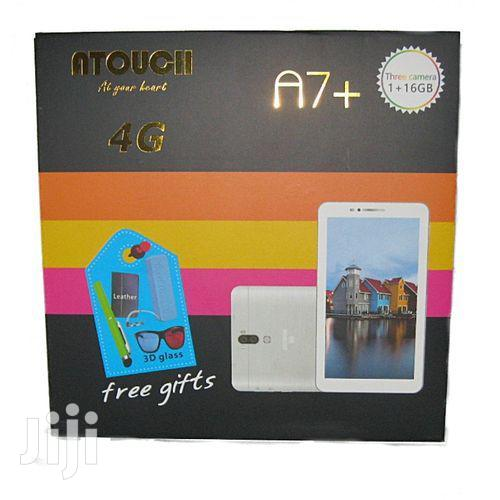Archive: New Atouch A7 16 GB Silver