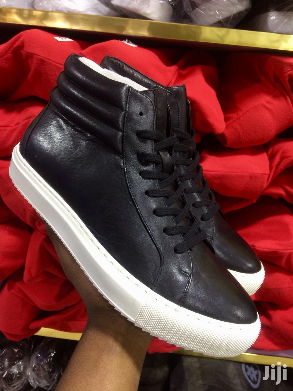 Original Alexander Macqueen High Top Sneakers