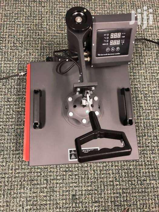 8 In 1 Digital Transfer Sublimation T Shirt Heat Press Machine