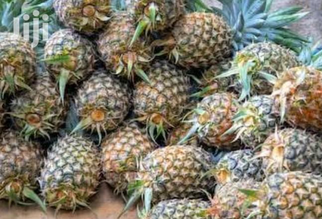 Pineapples *Ripe & Fresh*