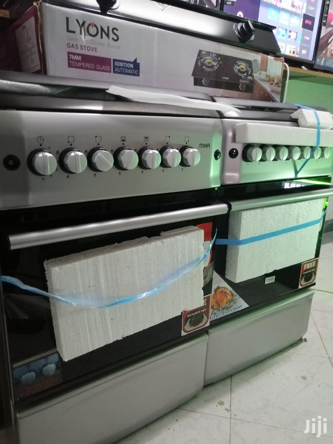 New Standing Cookers With Oven