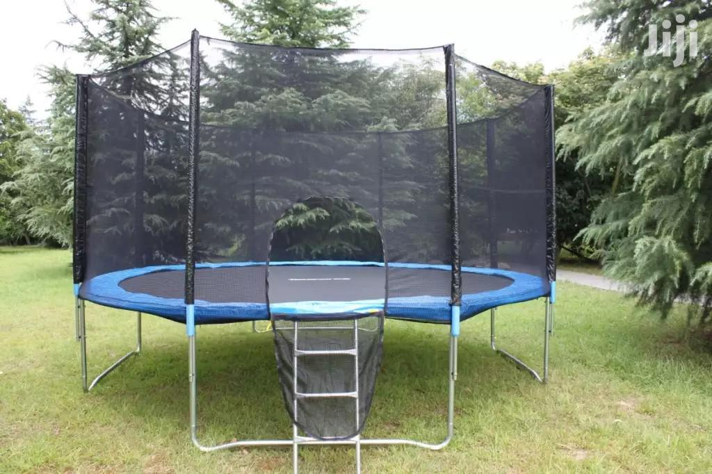 12ft Trampolines