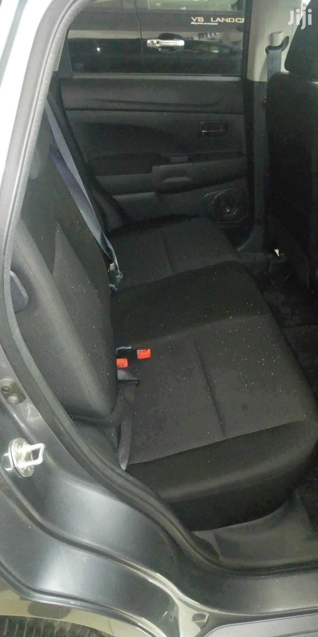 Archive: Mitsubishi RVR 2012 2.0 Gray