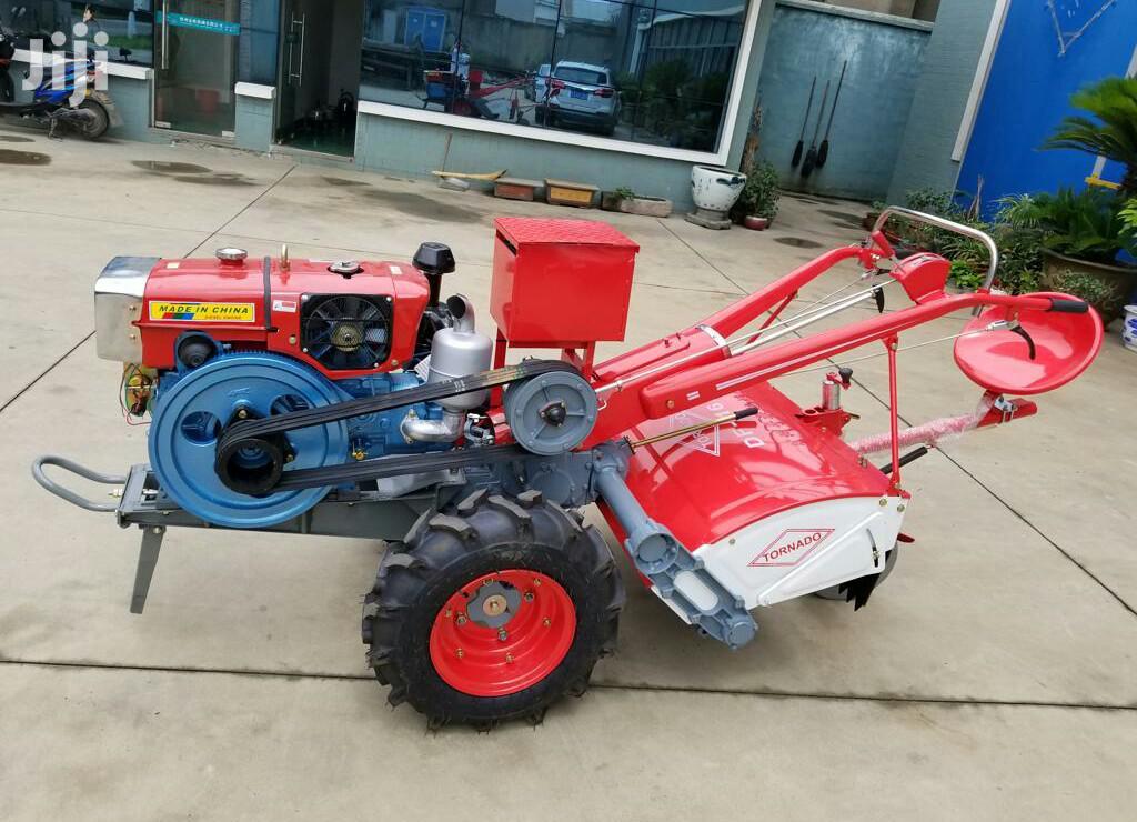 Brand New Imported 16hp Walking Tractor. | Farm Machinery & Equipment for sale in Imara Daima, Nairobi, Kenya
