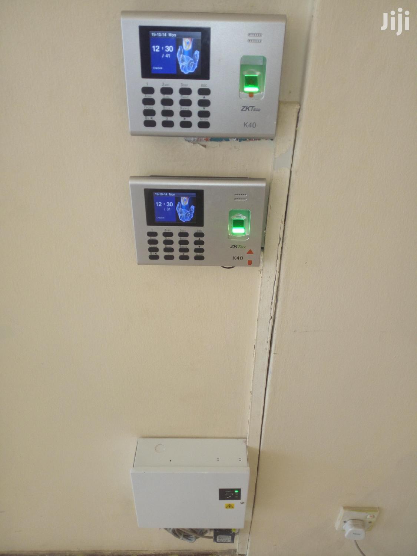 K 40 Biometric Supply And Installation