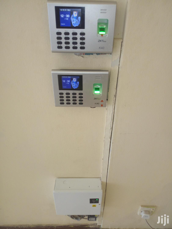 K 40 Biometric Supply And Installation   Safety Equipment for sale in Nairobi Central, Nairobi, Kenya
