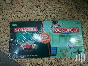 2 in 1 Scrabble and Monopoly Games | Books & Games for sale in Nairobi, Nairobi Central