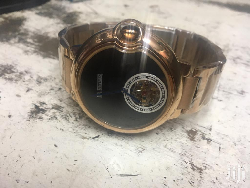 Mechanical Quality Cartier Gents Watch