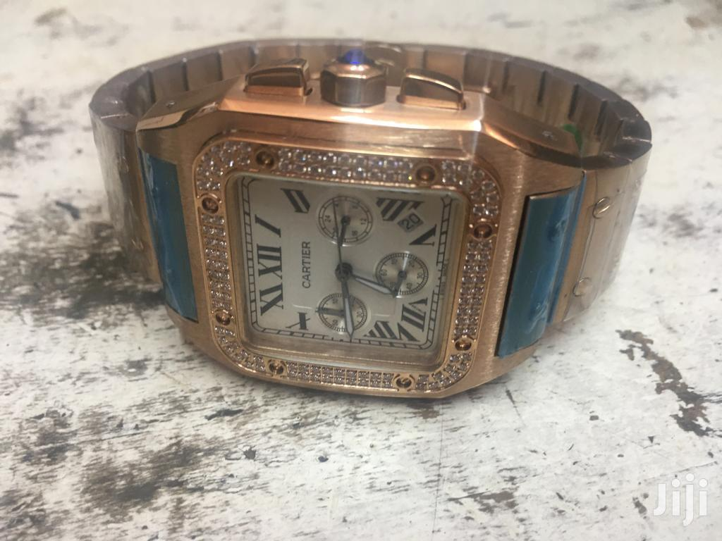 Quality Cartier Gents Watch Chronographe