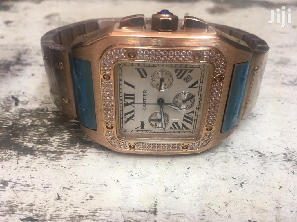 Quality Cartier Gents Watch Chronographe | Watches for sale in Nairobi Central, Nairobi, Kenya