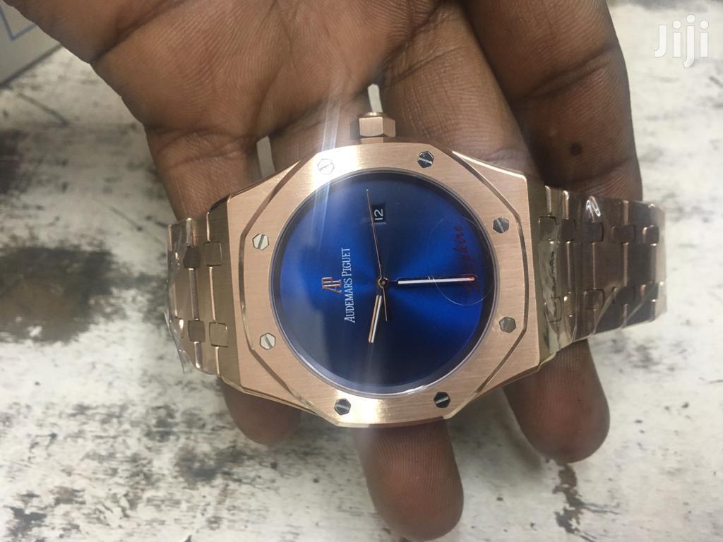 Blue Mechanical Audemars Pigeut Gents Watch   Watches for sale in Nairobi Central, Nairobi, Kenya