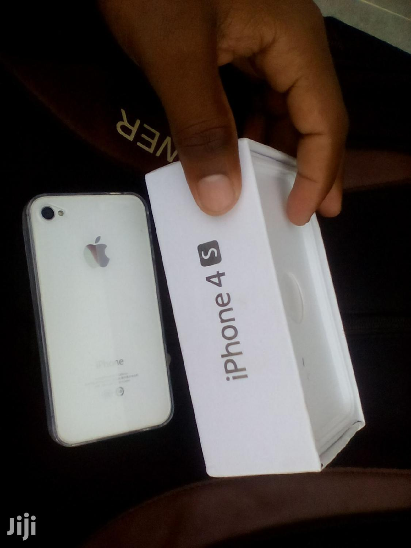 Apple iPhone 4s 16 GB White | Mobile Phones for sale in Tudor, Mombasa, Kenya
