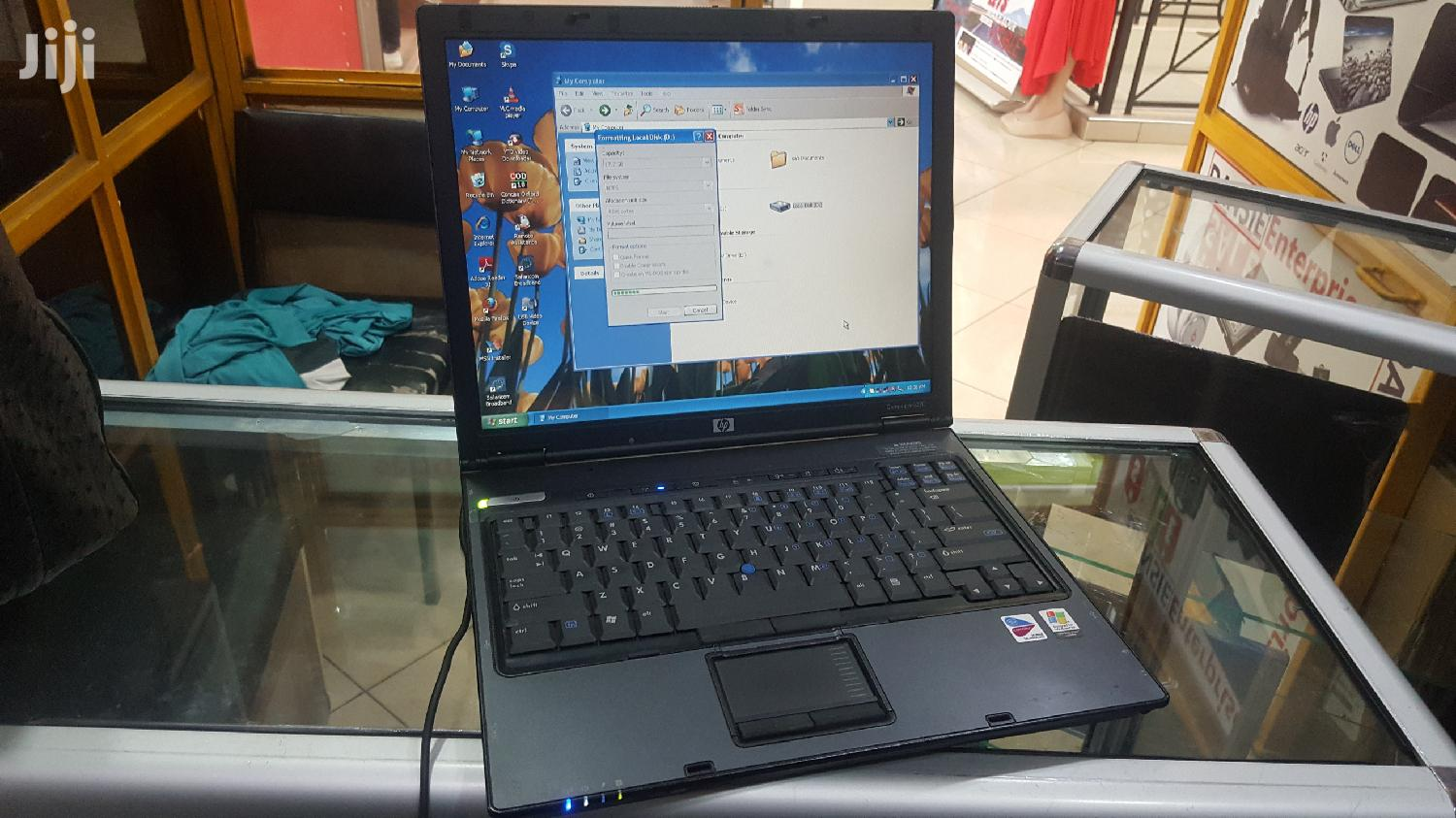 Laptop HP Compaq NC2400 1GB 40GB | Laptops & Computers for sale in Nairobi Central, Nairobi, Kenya