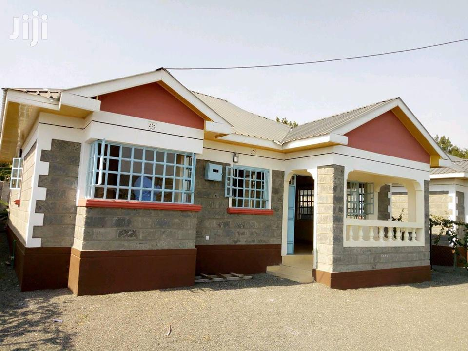 Newly Built Spacious 3 Bdrms Bungalow With SQ to Rent in Ongata Rongai