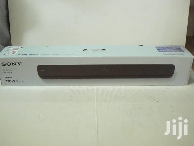 Archive: Sony Sound Bar S100F