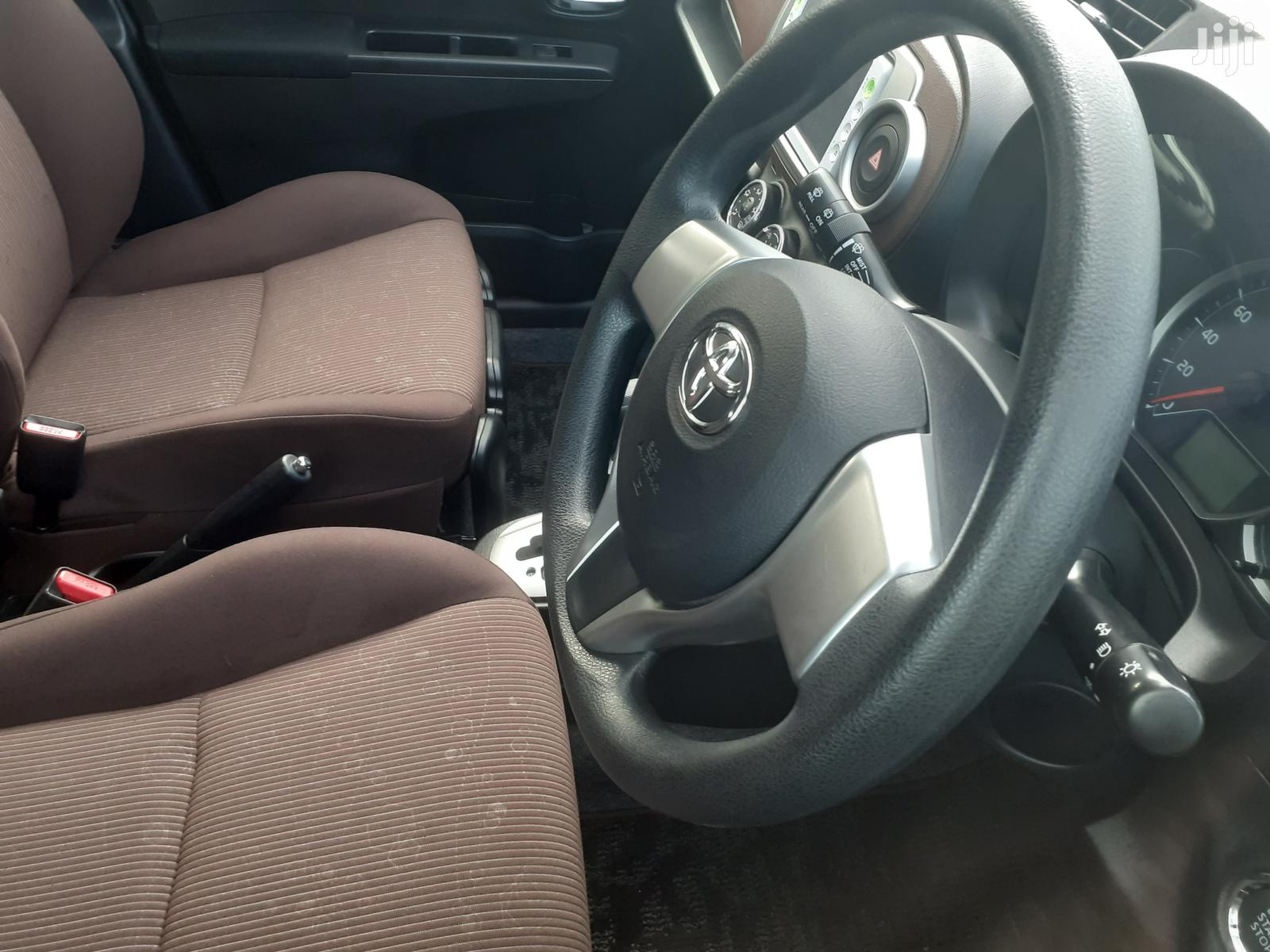 Toyota Vitz 2012 Brown | Cars for sale in Shimanzi/Ganjoni, Mombasa, Kenya
