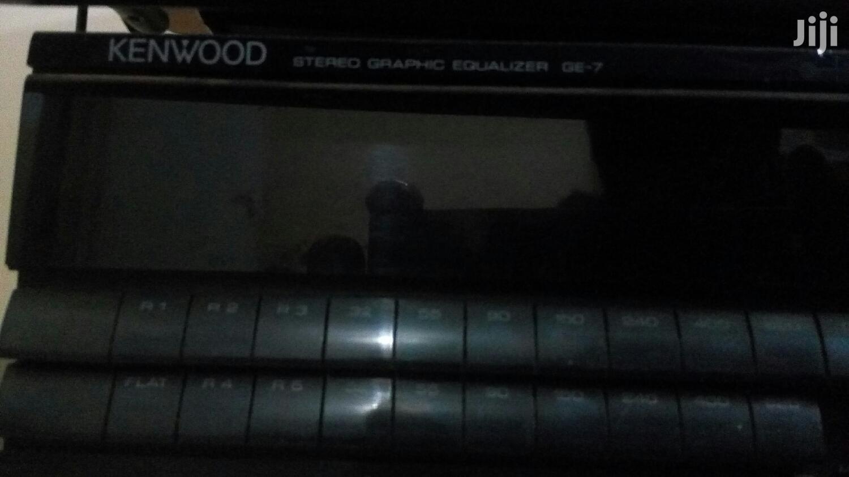 Archive: Kenwood Ge-7