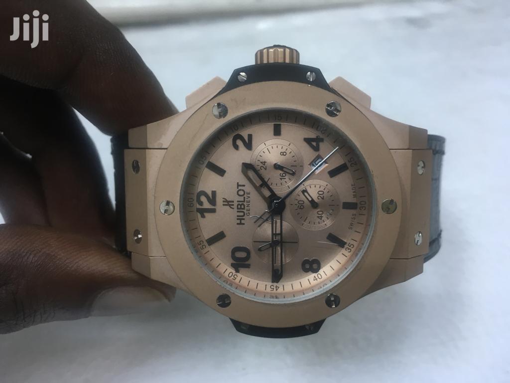 Quality Chronographe Gents Hublot Watch   Watches for sale in Nairobi Central, Nairobi, Kenya