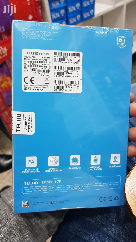 Archive: New Tecno DroidPad 7E 16 GB