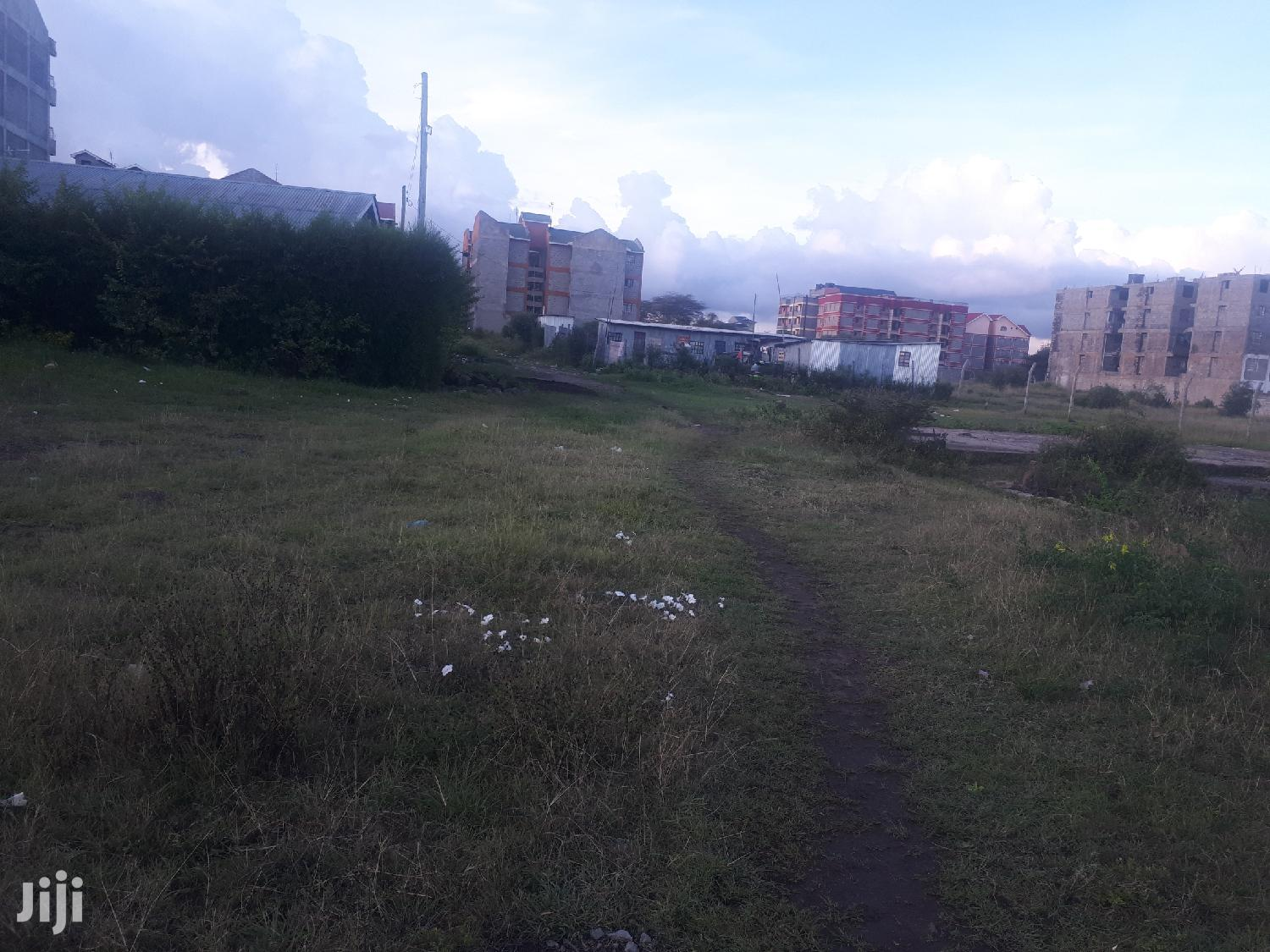Archive: 1/8 Commercial Plot for Sale in Ongata Rongai