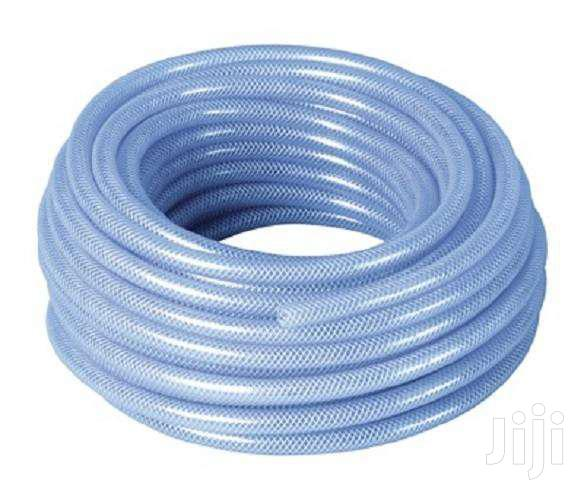 1 2 Hose Pipe 15m Clear Braided In Nairobi Central Plumbing Water Supply Afrykan Power Systems Jiji Co Ke