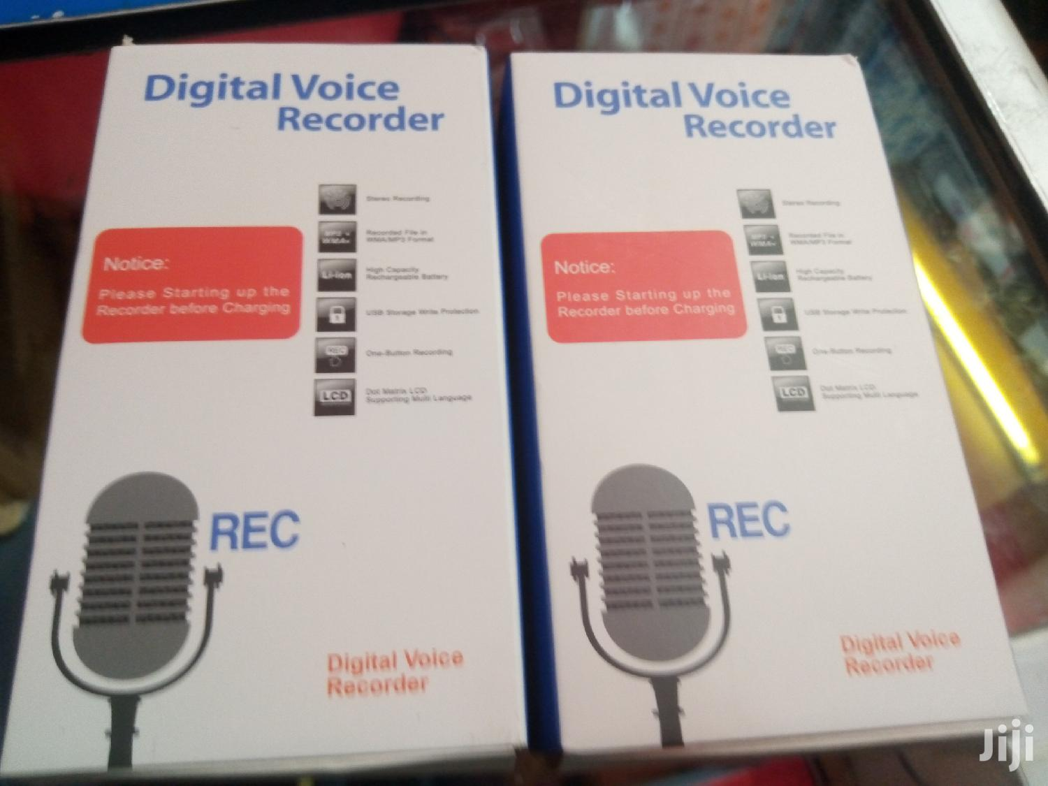 Archive: Voice Recorders 218hours