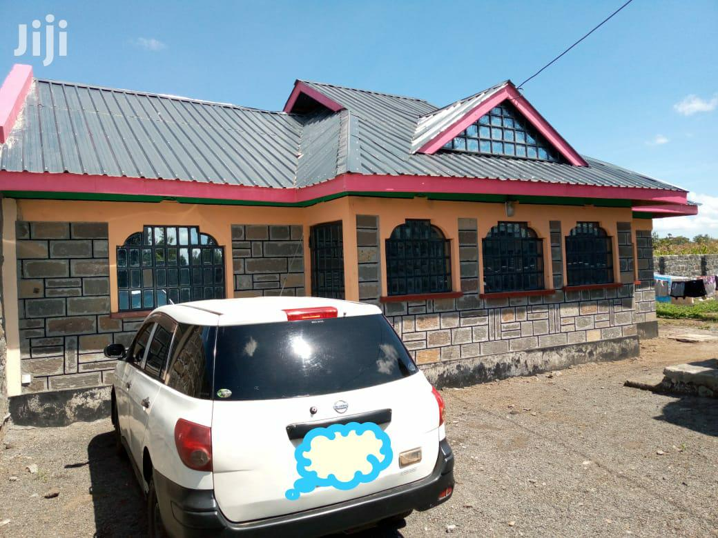 Archive: 3 Bedroom House Quick Sale in Baraka (Lanet), Nakuru (An Eighth Acre)