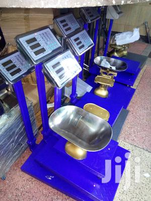300KG HIGH PRECISION ELECTRONIC Digital Platform Weighing Scale | Store Equipment for sale in Nairobi, Nairobi Central
