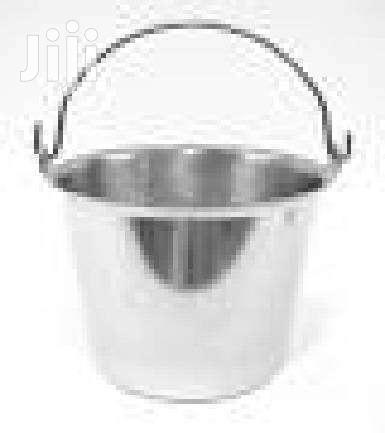 Archive: Stainless Steel Milk Pail