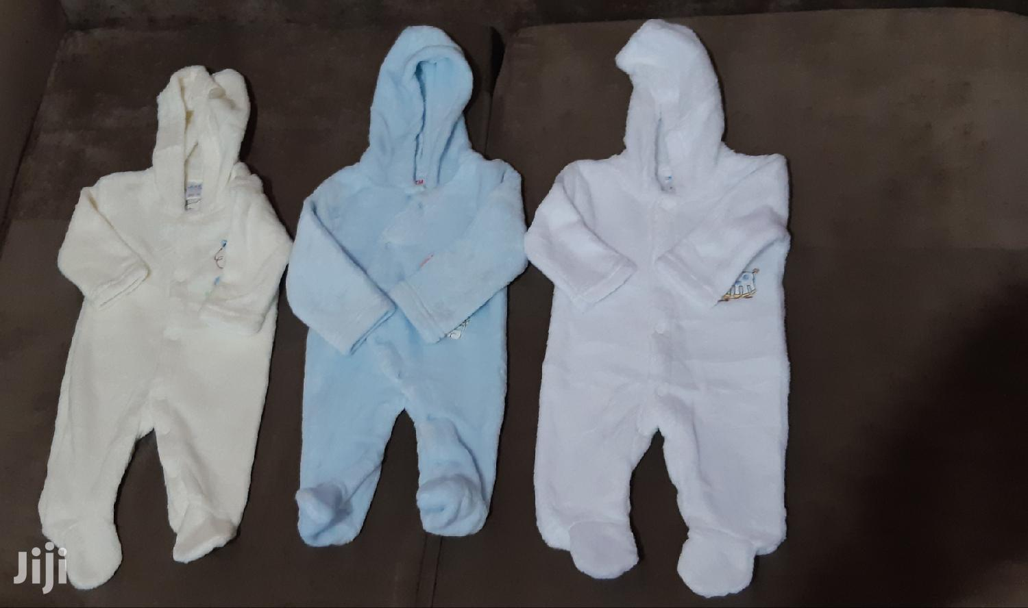 Warm Baby Rompers